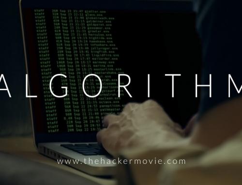"Algorithm: la película ""hacker"" de Jon Schiefer"