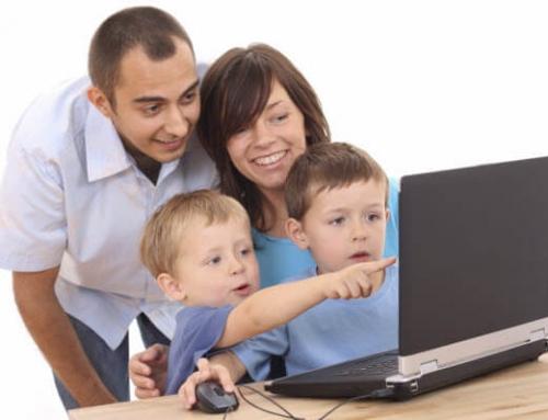 Uso de Internet por los niños – Cosas a tener en cuenta